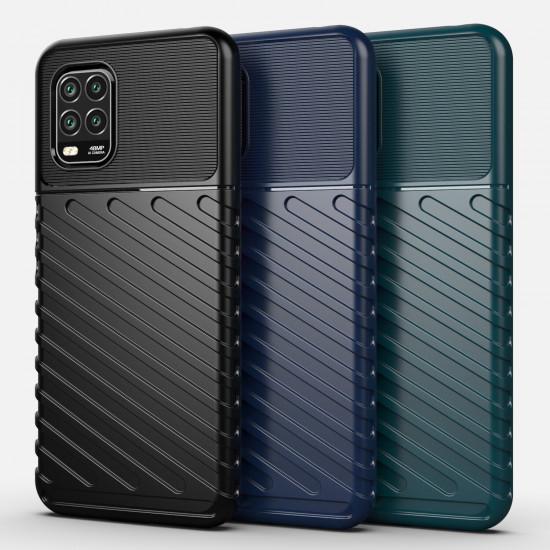 Xiaomi Mi 10 Lite Case Anti-Slip Shockproof Silicone Case Cover 2021