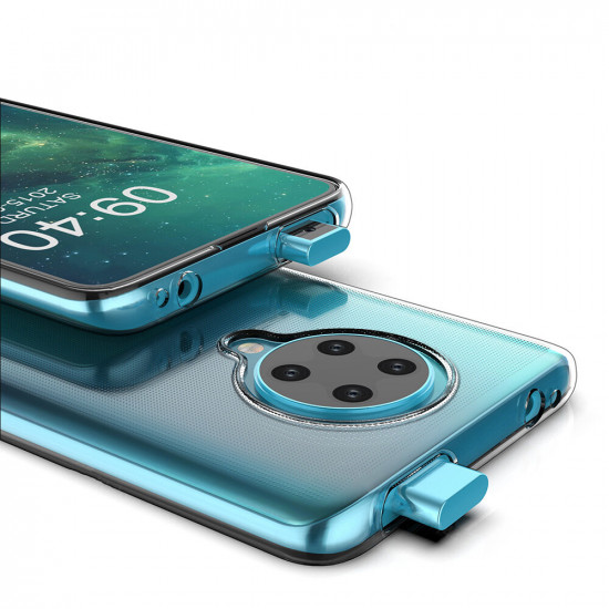 Xiaomi Poco F2 Pro / Xiaomi Redmi K30 Pro Case Shockproof Transparent Ultra-Thin Case 2021