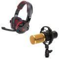 Mikrofoner & Hörlurar