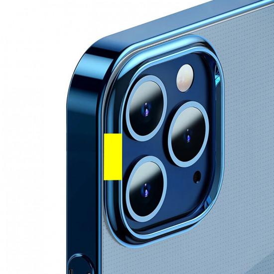 iPhone 12 Pro / 12 / 12 Pro Max / 12 Mini Hülle Magnet Magsafe Plating Dünne Transparent Hülle 2021
