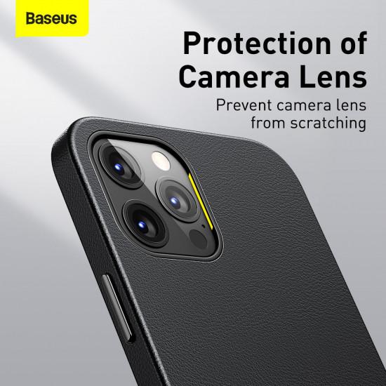 iPhone 12 Pro / 12 Hülle Magnet Stoßfest PU Leder Hülle Schutzhülle 2021