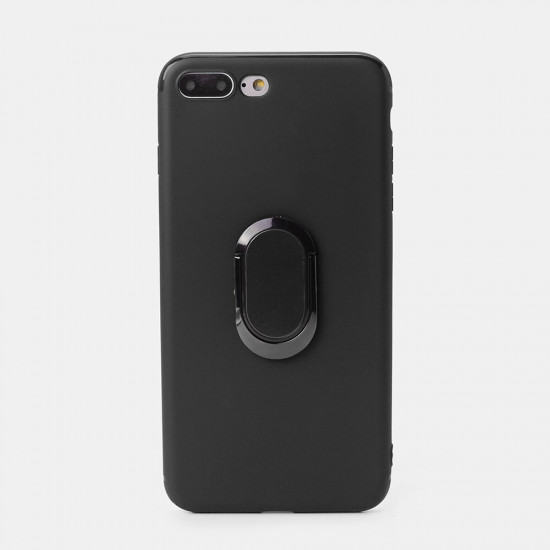 iPhone 7 Plus / 8 Plus / X / XS Max Hülle Magnet Ringhalter Silikon Hülle Schutzhülle Stoßfest 2021