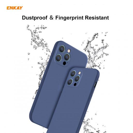 2-in-1 iPhone 12 Pro Max Stoßfest Kamera Linsenschutzor Silikon Hülle 9H Panzerglas Displayschutz 2021