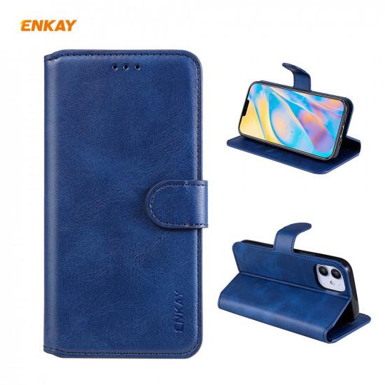 iPhone 12 Pro / 12 Hülle Magnet Kartenhalter Standfunktion PU Leder Cover Hülle 2021