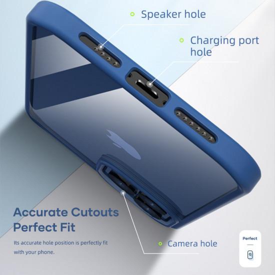iPhone 12 / Pro / Pro Max / Mini Hülle Transparent Stoßfest Hülle 2021