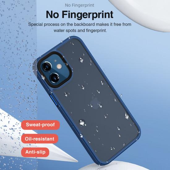 iPhone 12 / Pro / Pro Max / Mini Hülle Dünne Matt Translucent Stoßfest Hülle Schutzhülle 2021