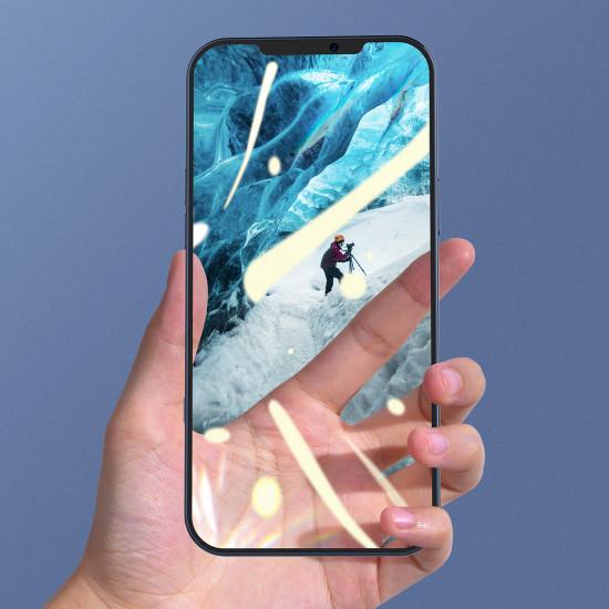 2stk iPhone 12 Mini 9H 0.3mm Anti-Blue Light Panzerglas Displayschutz 2021