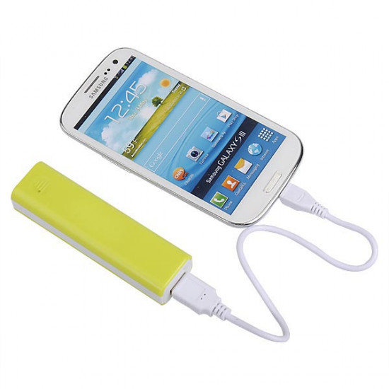 1 * 18650 Powerbank Batterioplader DIY Box til iPhone Smartphone 2021