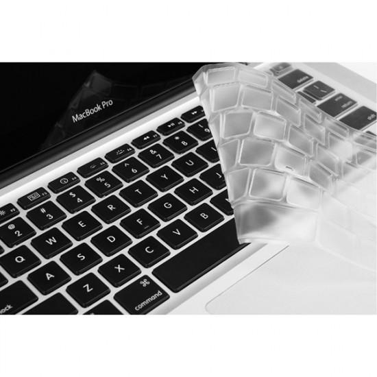 "13 15 17"" transparente Tastatur Abdeckung für MacBook US Tastatur 2021"