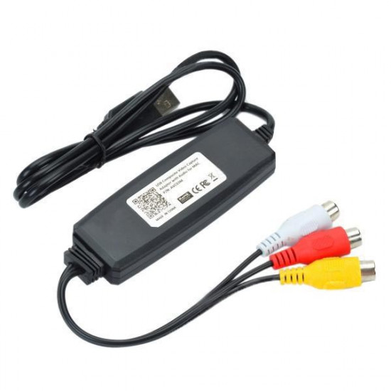 AVC03M USB 2.0 Video Capture Adapter Treiber für Macintosh 2021