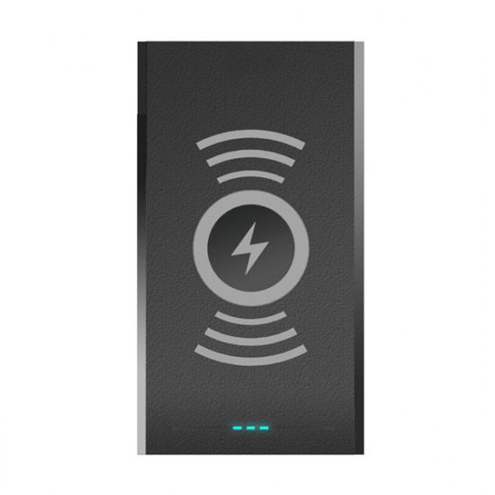 K7 Trådlös Sändare Med Laddare för iPhone Smartphone 2021
