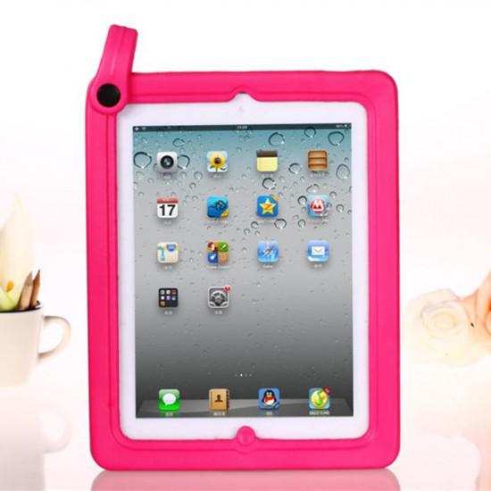 Bärbar Stötsäker Drop Resistance Fodral Skydd för iPad 2 3 4 2021
