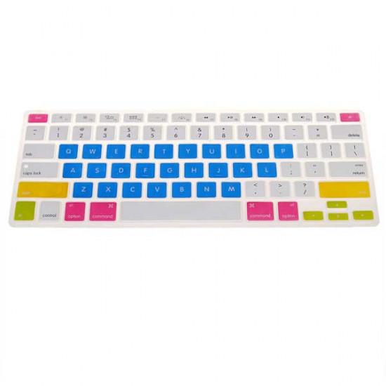 US Multi Color Silikon Tastatur Haut Abdeckung für Macbook Pro 2021