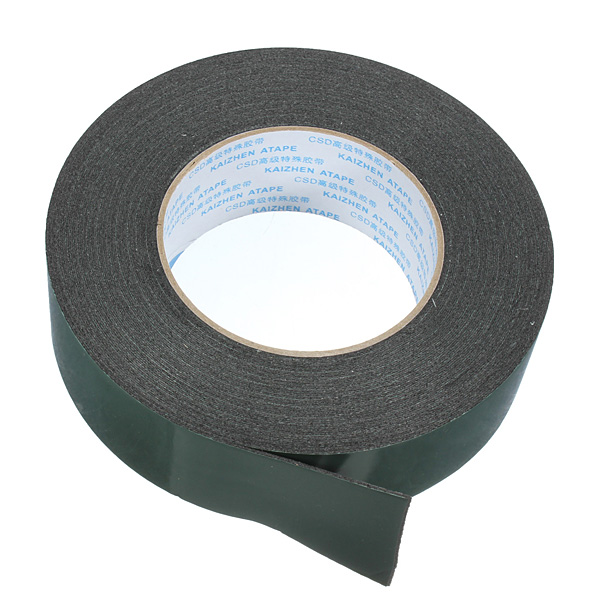 Buy 38mm X 10m Car Double Sided Foam Adhesive Tape Auto