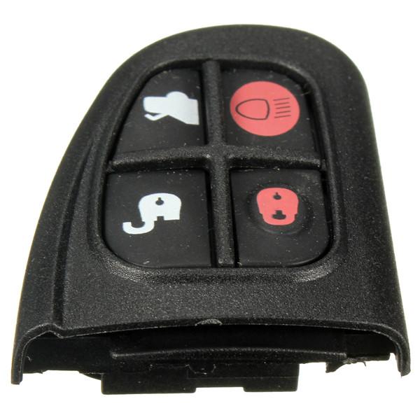 Buy 4 Button Remote Key Fob Repair Case Shell For Jaguar X