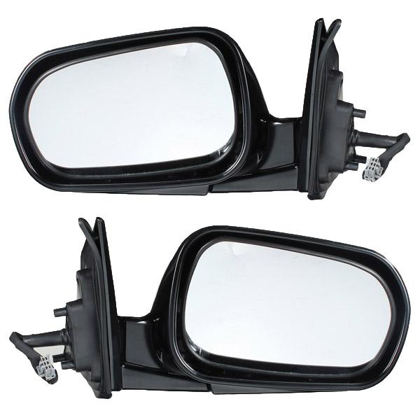 Buy transporter manual black door wing mirror for 90 03 vw for Mirror 90 x 90