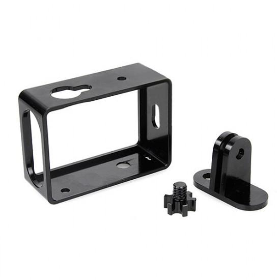 Skydds Frame Fodral Aluminiumlegering Border för Xiaomi Xiao Yi Action Kamera 2021
