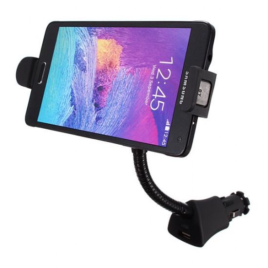 Auto Zigarettenanzünder + USB Charger + Mount Halterung für Mobiltelefon 2021