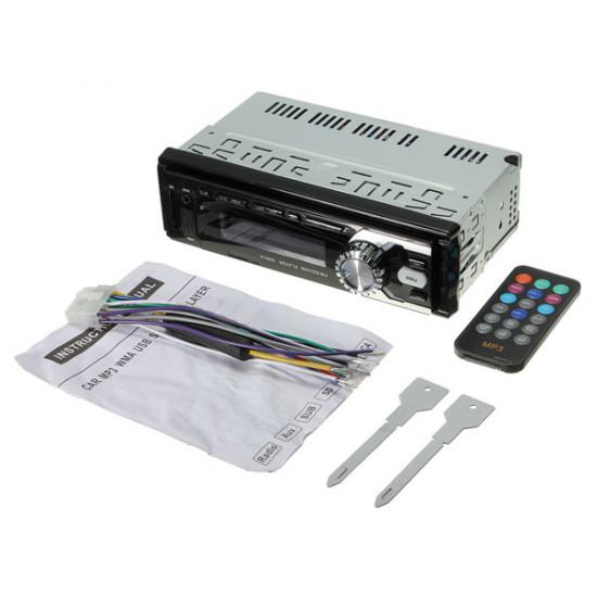 12V Auto Stereo Radio Player MP3 USB SD AUX FM für iPod iPhone Nicht CD 2021