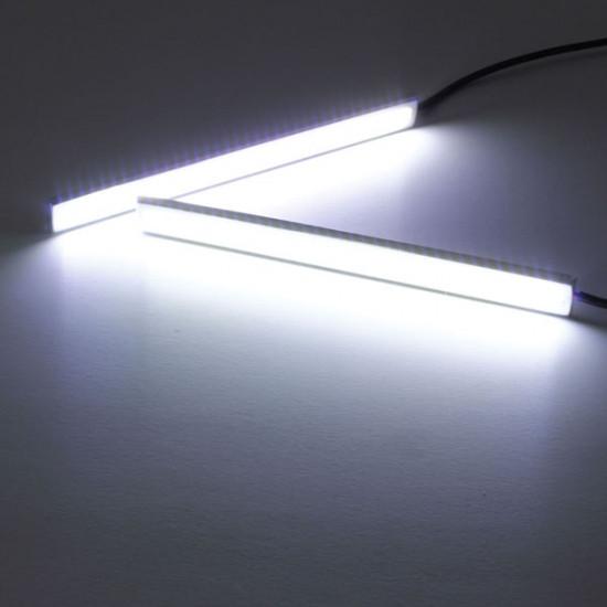 12V wasserdichte Auto LED Leuchten DRL Nebel Fernlicht 2021