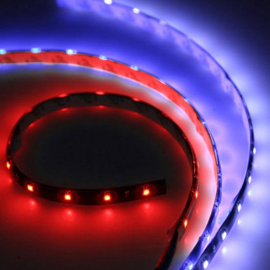 30cm 15 SMD LED Flexible Strip Light Car Van 12V New 2021