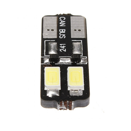 Canbus T10 194 168 W5W 5630 4 LED SMD Bil Sid Wedge Ljus Bulb 2021
