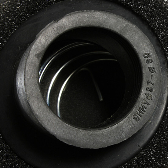 38mm Pit Dirt Bike Doppel Schaumstoff Luftfilter für XSport 125cc 140cc 2021
