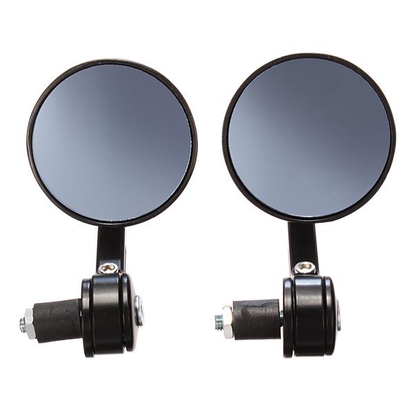 K p 7 8 cnc universal motorcykel styre svart backspegeln for Mirror 600 x 600