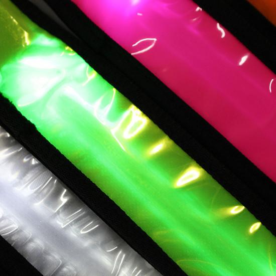 LED Blitz Sicherheit Reflektierende Sport Handgelenk Gurt Bügel Verpackung 2021