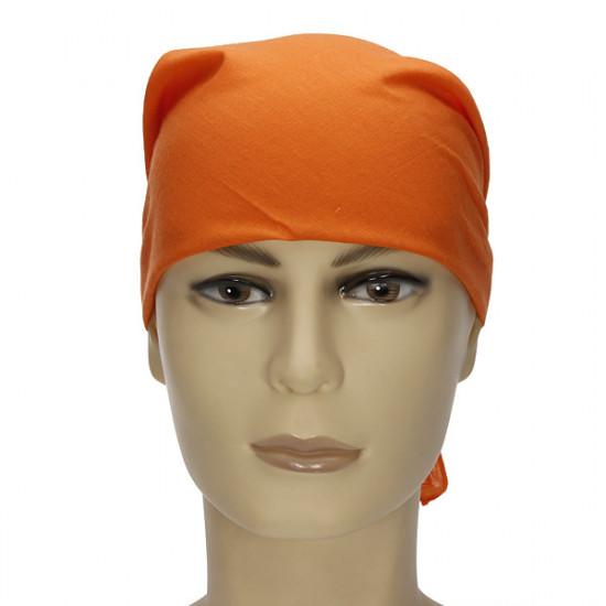 All Colors Plain Cotton Football Dance Headband 2021