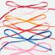 10m 3mm DIY Hochzeit Carft Satin Band & Haar beugt Dekoration 2021