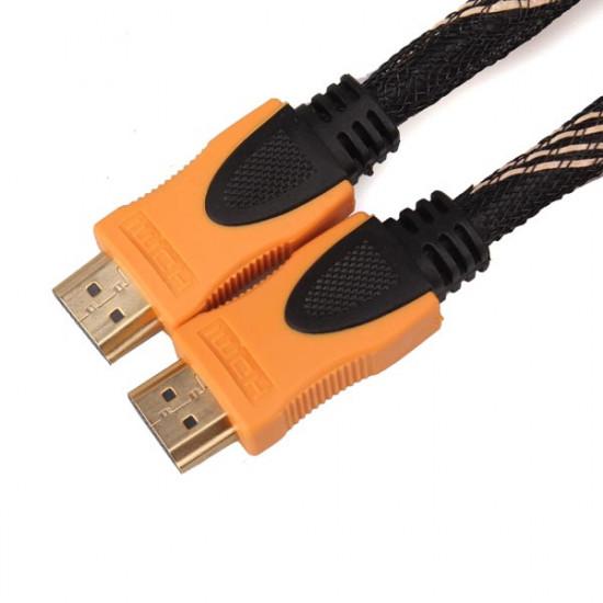 1.5m 1.4V HDMI Han til HDMI Han Kabel Type A til Type A Support 1080P 2021