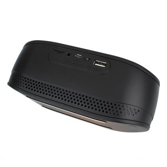 Eachine Portable Wirelss Bluetooth Speaker NFC Microphone FM Radio 2021