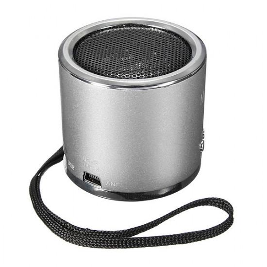 Portable Mini Speaker Amplifier FM Radio USB Micro SD TF Card MP3 2021