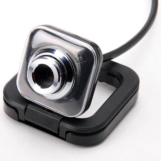 USB 16,0 Megapixel Webbkamera Camera + Mic för Bärbara PC 2021