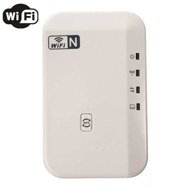 Køb 300M Trådløs WiFi WPS Router Repeater WLAN Expander 802.11ngb US Plug | BazaarGadgets.com
