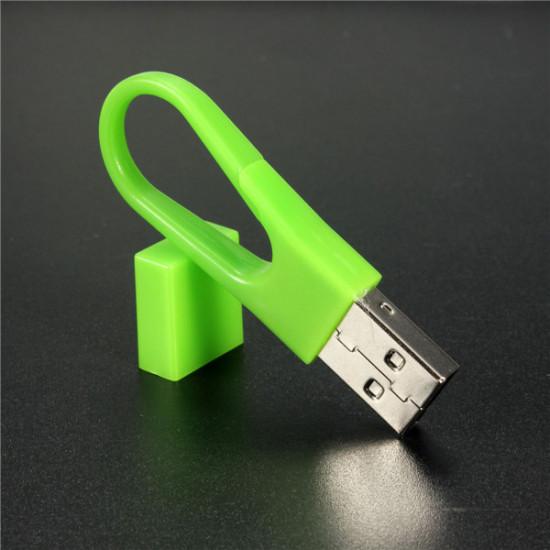 16GB Keychain Style USB2.0 Flash Drive Memory Stick Pen Storage U Disk 2021