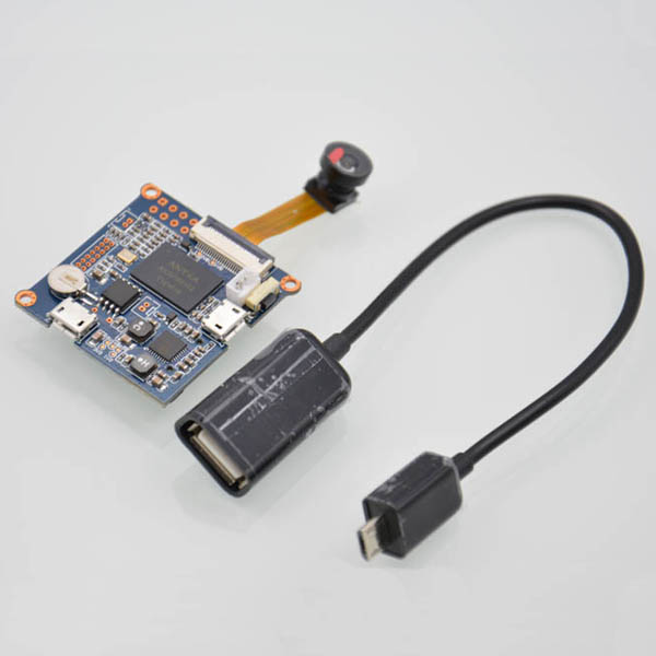 Buy bpi d open source hd mini ip camera wifi module for