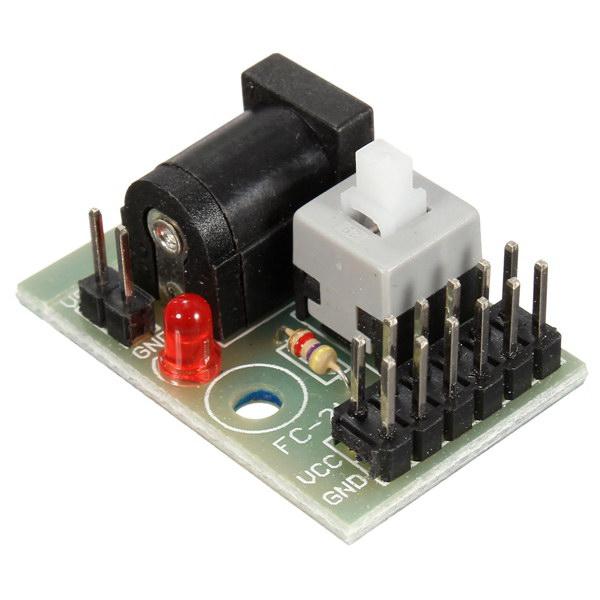 Buy Dc 15v Power Supply Module For Arduino 51 Avr Pic