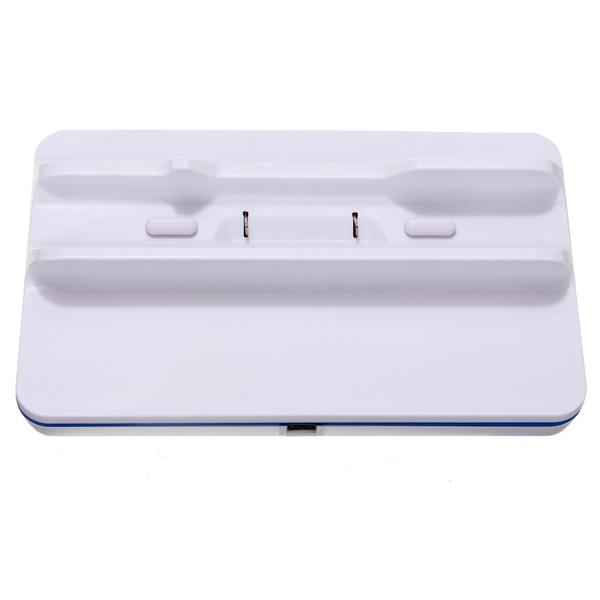 K p laddning dock station till nintendo wii u gamepad for Wii u tablet charger