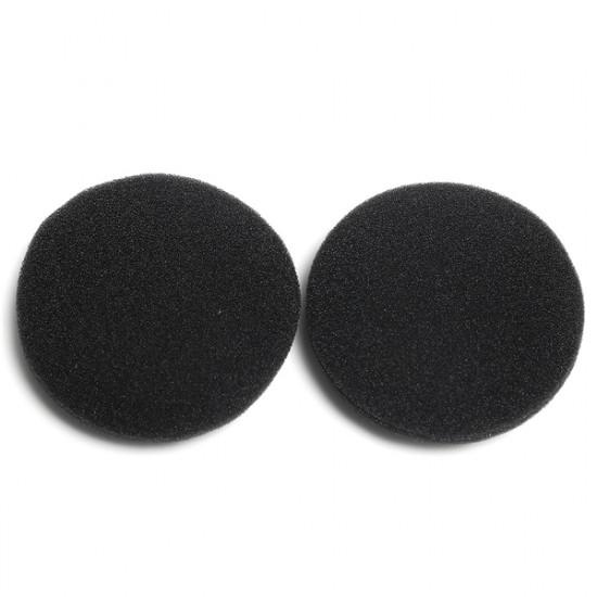 4 Pads Replacement HeadPhone 50mm Headset Earphone Foam Earpads Cover 2021