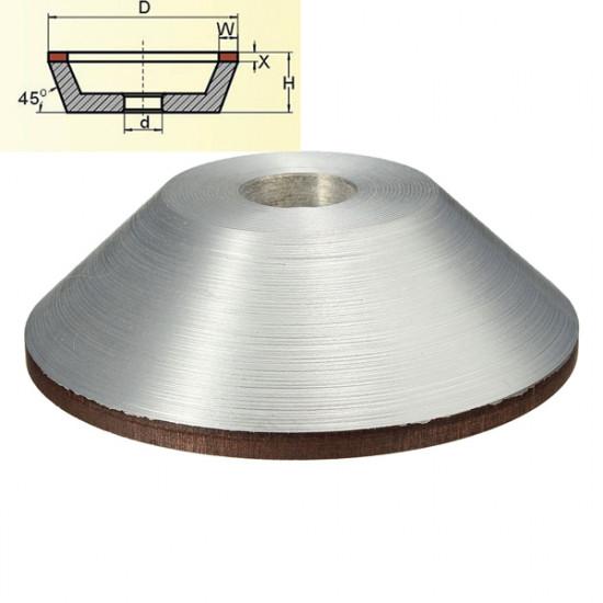 100mm Diamond Grinding Wheel Cup 180 Grit Cutter Grinder for Carbide Metal 2021