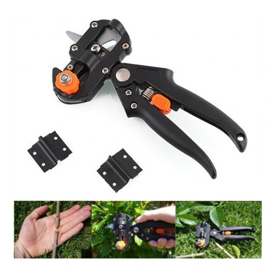 Professional Pruning Shear Grafting Cutting Tool with 2 Blades 2021