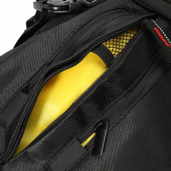 Camera Backpack Rucksack Travel Nylon Case Bag Black for DSLR Canon Nikon Sony 2021
