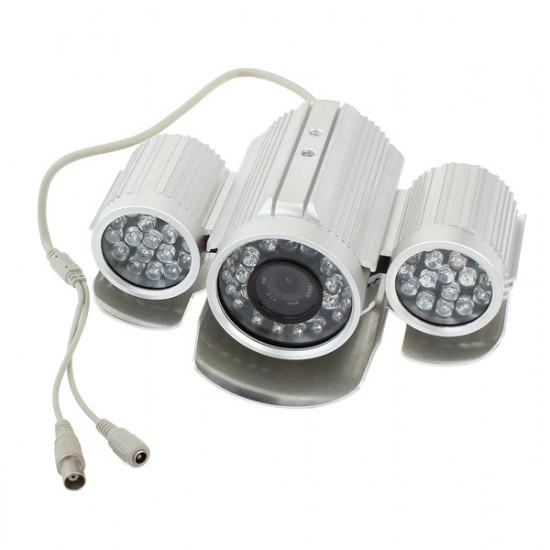 1/4 CMOS 139 + 8510 IR-CUT 800TVL Vattentät Security Camera L1280DH 2021