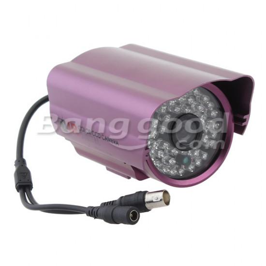 1/4 CMOS 139 + 8510 IR-CUT 800TVL Vattentät Security Camera L1487DH 2021