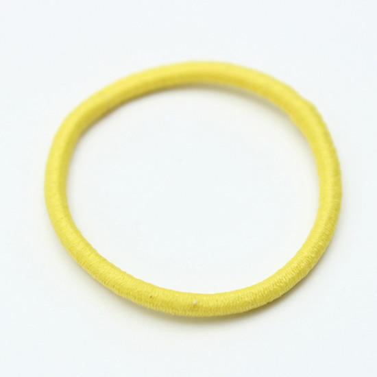 10er Mädchen Frauen Süßigkeit Farben elastische Haar Bänder Seil Krawatten 2021