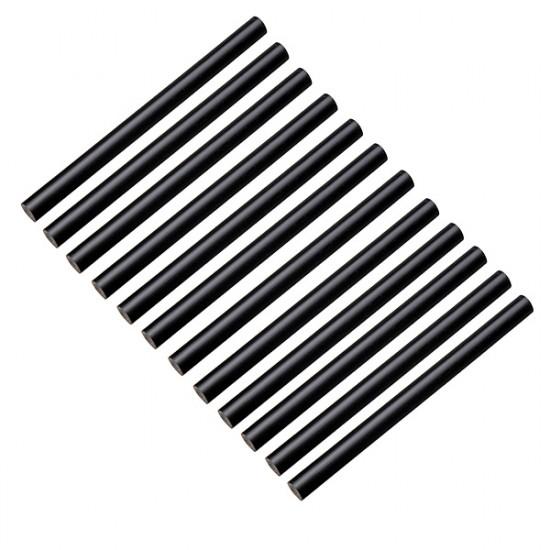 12stk heiße Schmelzkleber Stock für Heißklebepistole Haar Verlängerungs Werkzeug 2021