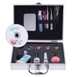 Wimpern falsche Wimpern Extension Kit vollen Satz Hülle