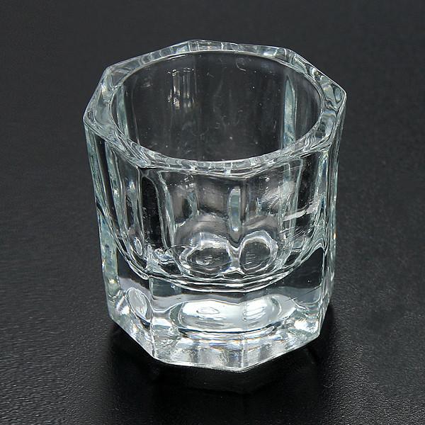 g nstig kaufen berufsnagel kunst kristallglas schale f r acryl fl ssig pulver online. Black Bedroom Furniture Sets. Home Design Ideas